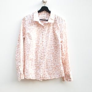 J. Crew | 'The Perfect Shirt' Animal Button Down